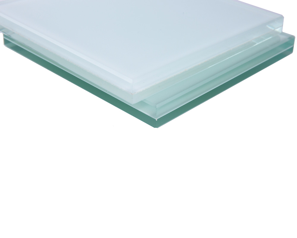 Frosted Laminated Glass 2